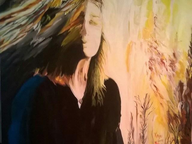 """Dantebus """" Autoritratto"""" - Roberta Piovan"""