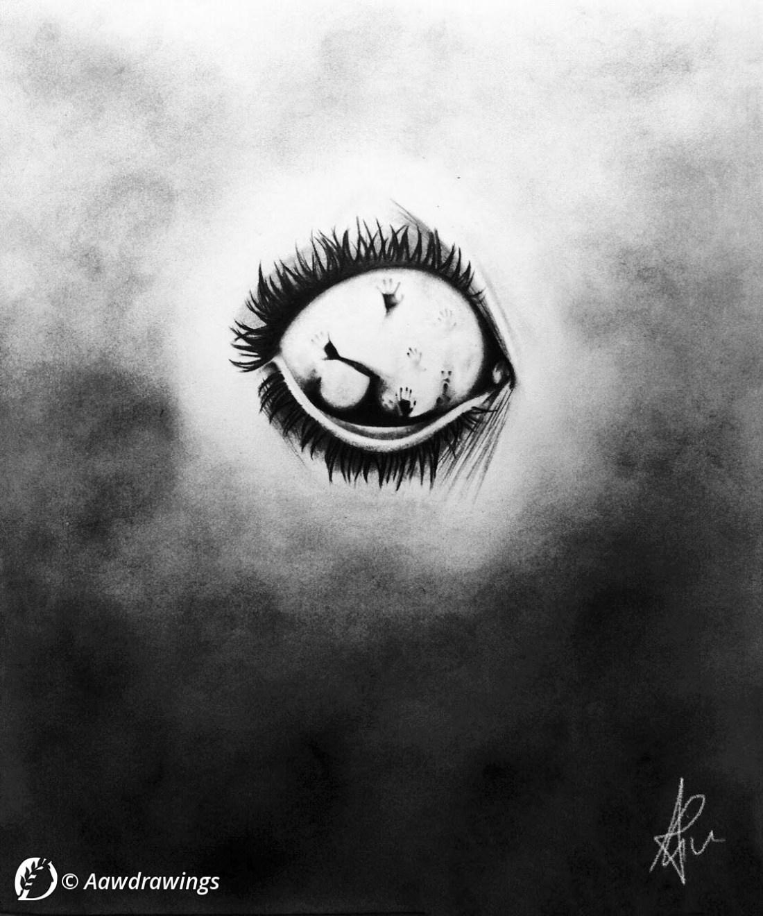 """Dantebus - """"Demons"""" Aawdrawings"""