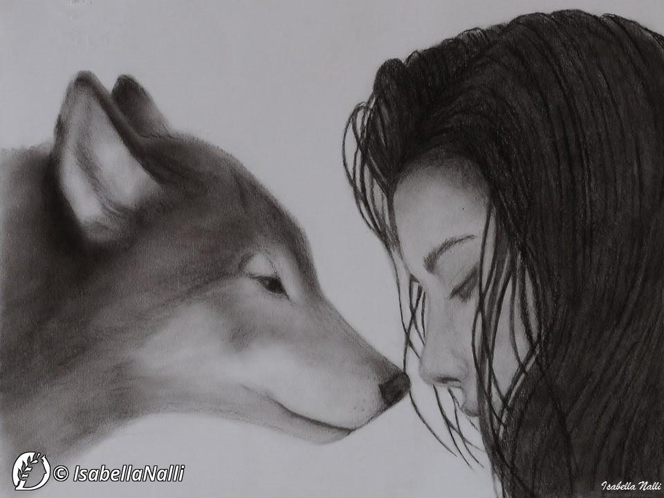 """Dantebus - """"Il mio lupo"""" Isabella Nalli"""