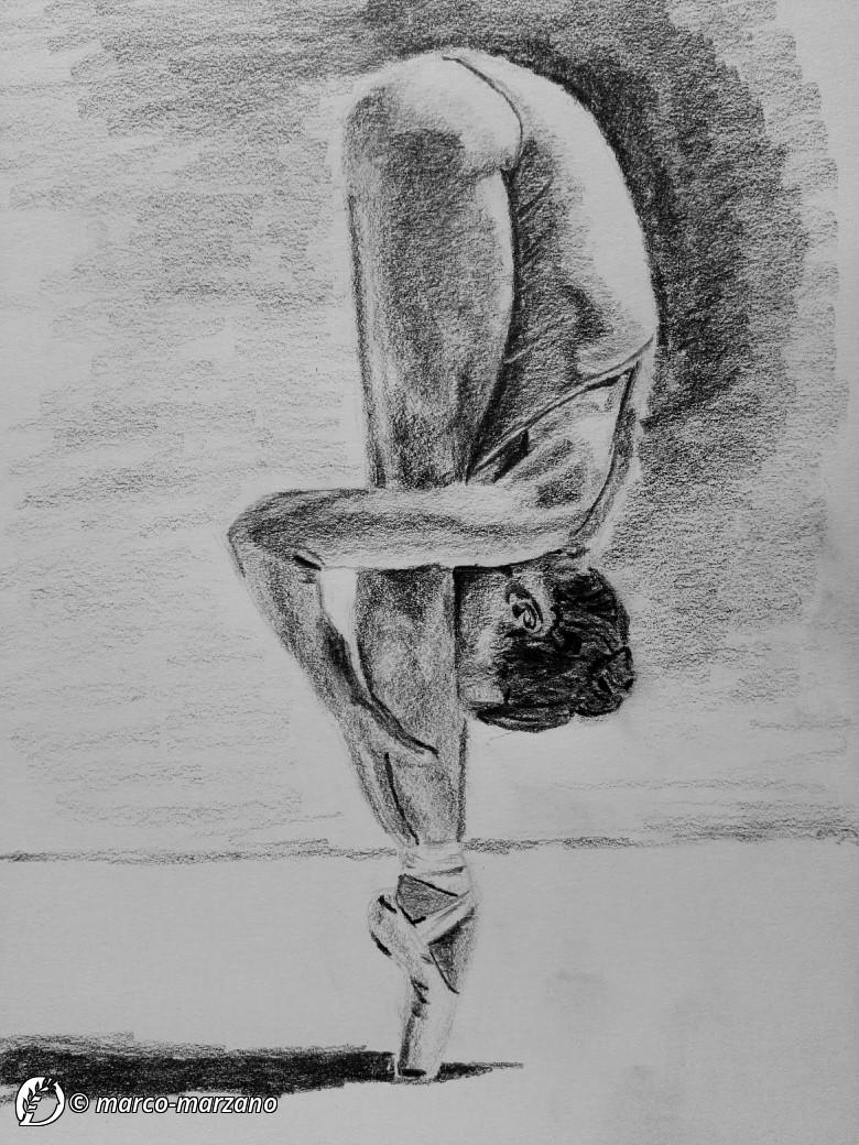 """Dant6ebus - """"Ballerina"""" Marco Marzano"""