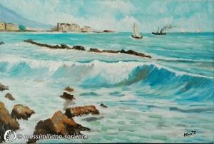 """Dantebus - """"Golfo di Napoli""""  Massimiliano Soriente"""