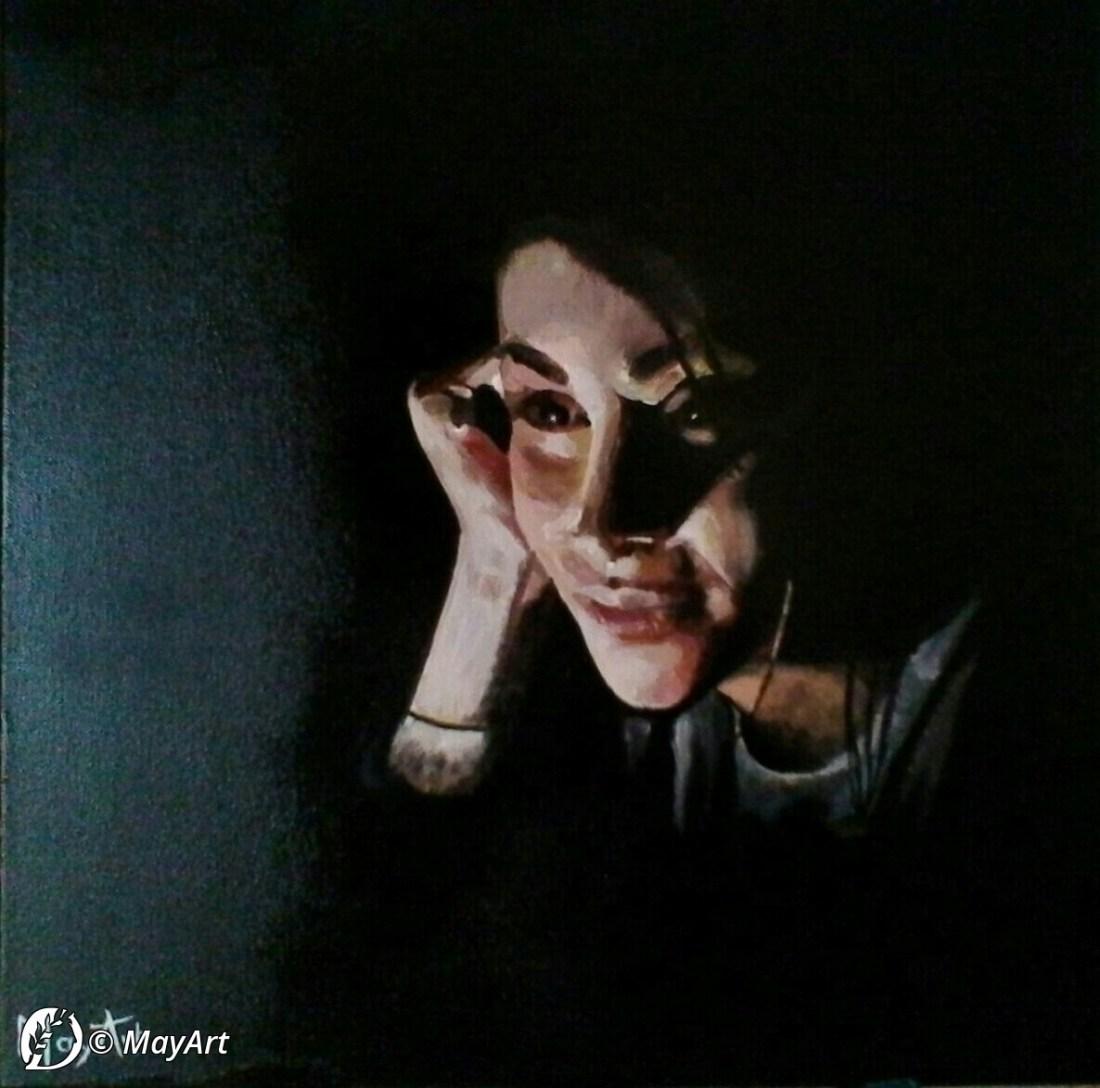 "Dantebus - ""A lume di candela"" MayArt"