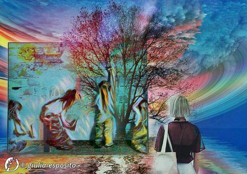 Dantebus - Giulia Esposito - Rainbow