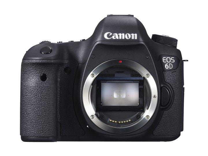 Avis Canon 6D et Fujifilm X-T3 capteur