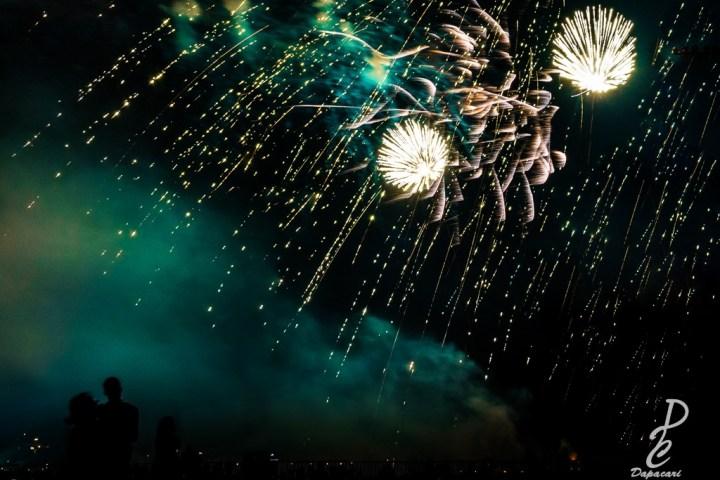 photographier les feux d'artifice