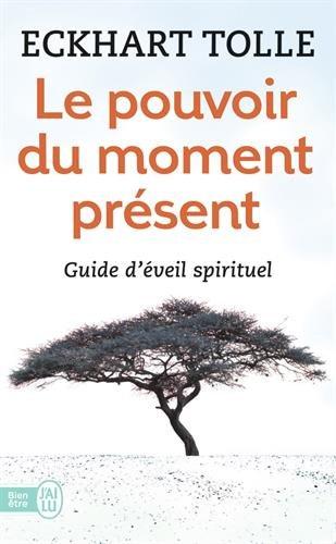 ECKHART TOLLE LIVRE PHOTO arbre zen méditation l'instant présent, instant présent, instant present apprendre l'instant présent