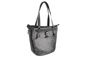 peak design tote couleur charcoal