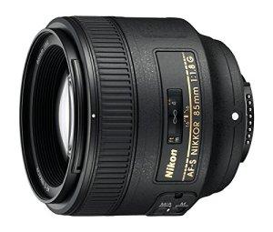 Nikon 85mm F1.8 Jean Fotso