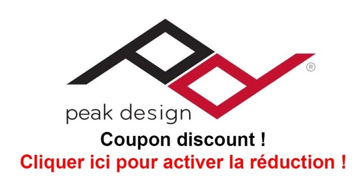 free coupon peak design discount