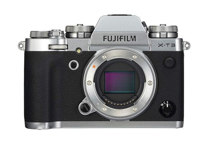 avis Fujifilm x-t3