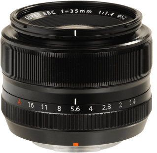 Test Fujifilm 35mm 1.4
