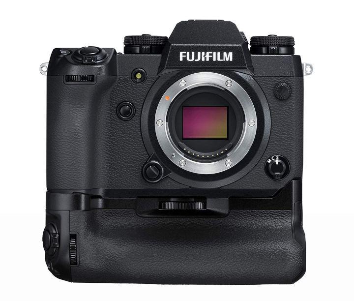 test grip Fujifilm x-h1