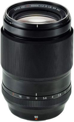avis Fujifilm 90mm F2 Fujifilm