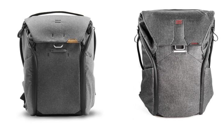 comparatif sac Peak Design V2 et V1
