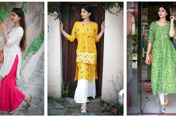 many ways to style your Kurti Nepal