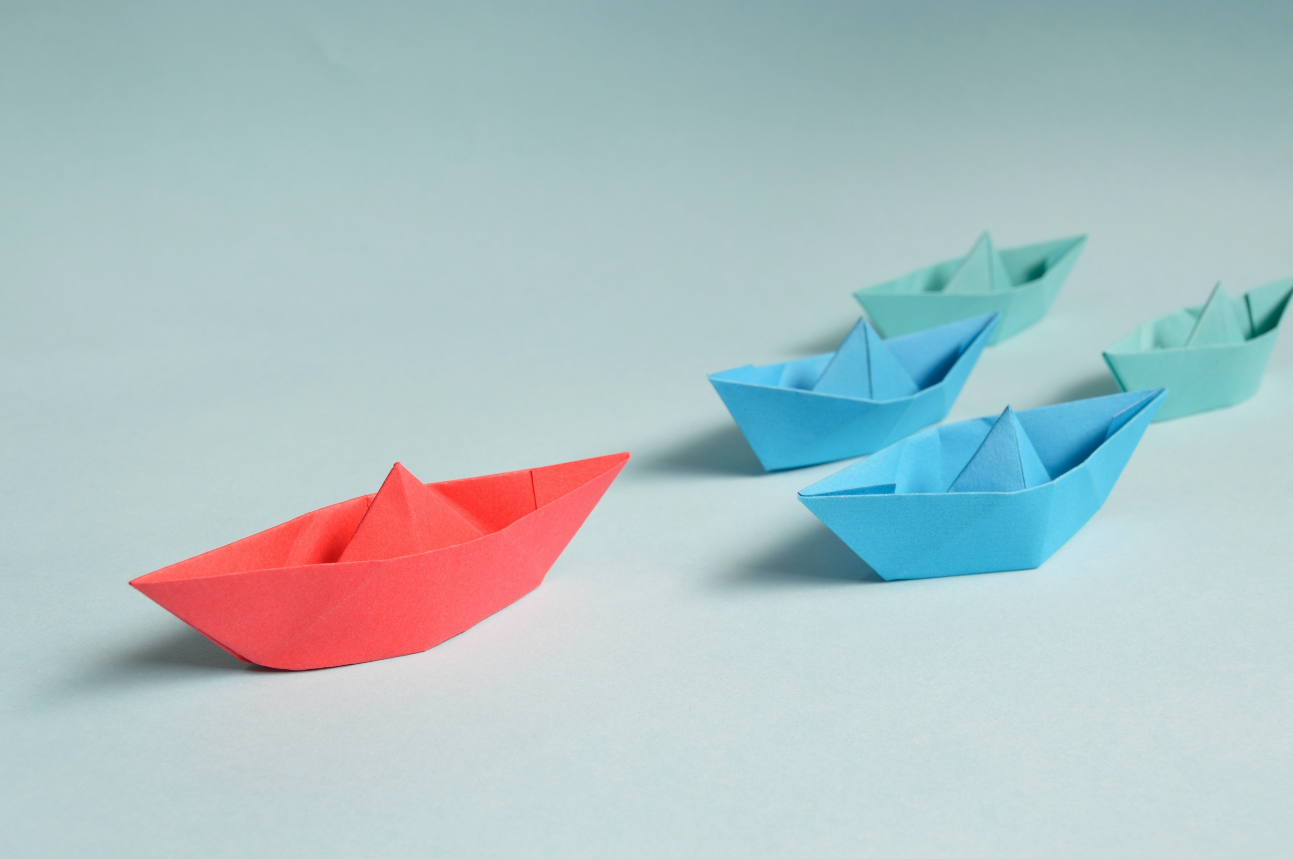 origami paper boats for kids