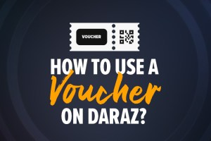 how to use voucher code on Daraz