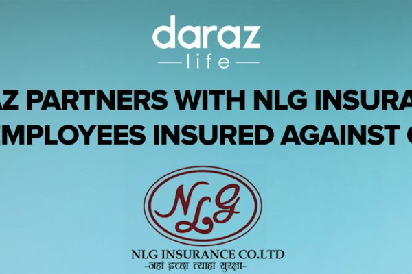 Nepal's leading online shopping marketplace and a subsidiary of the Alibaba Group, Daraz, has got all 442 of its employees insured against COVID-19 in partnership with NLG Insurance