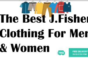 The Best J Fisher Clothing For Men and Women