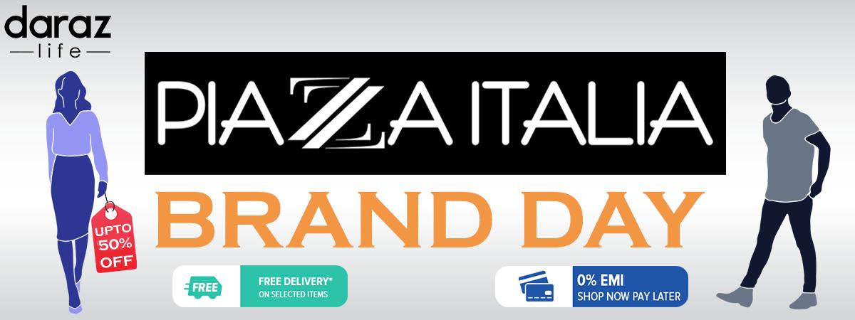 Daraz Piazzaitalia Brand Day