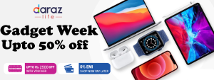 Daraz Gadget Week Sale