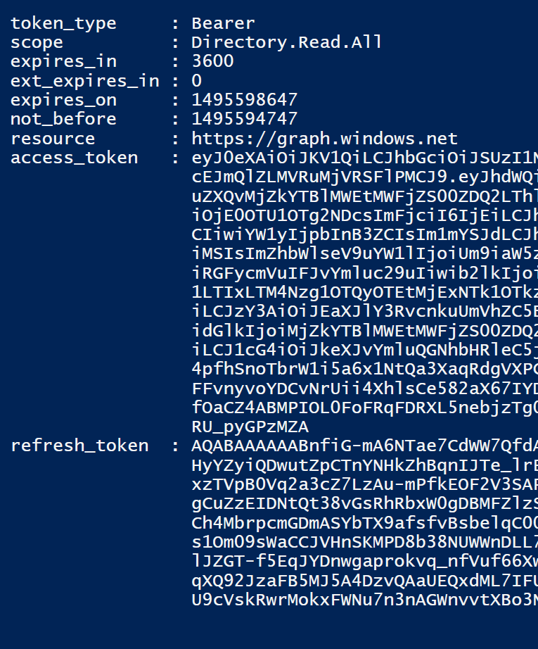 How to access Microsoft Identity Manager Hybrid Report data