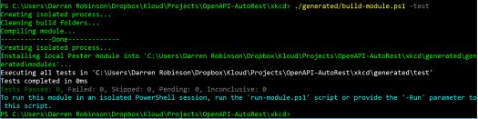 AutoRest - Build Module.PNG
