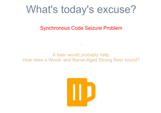 What is today's excuse.PNG