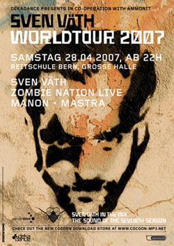 Sven Väth World Tour 2007 - The Sound of the seventh Season