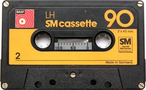 BASF Kasette 90 Minuten