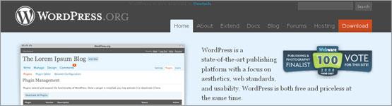 Bild zu Beitrag: WordPress 2.5 verfügbar