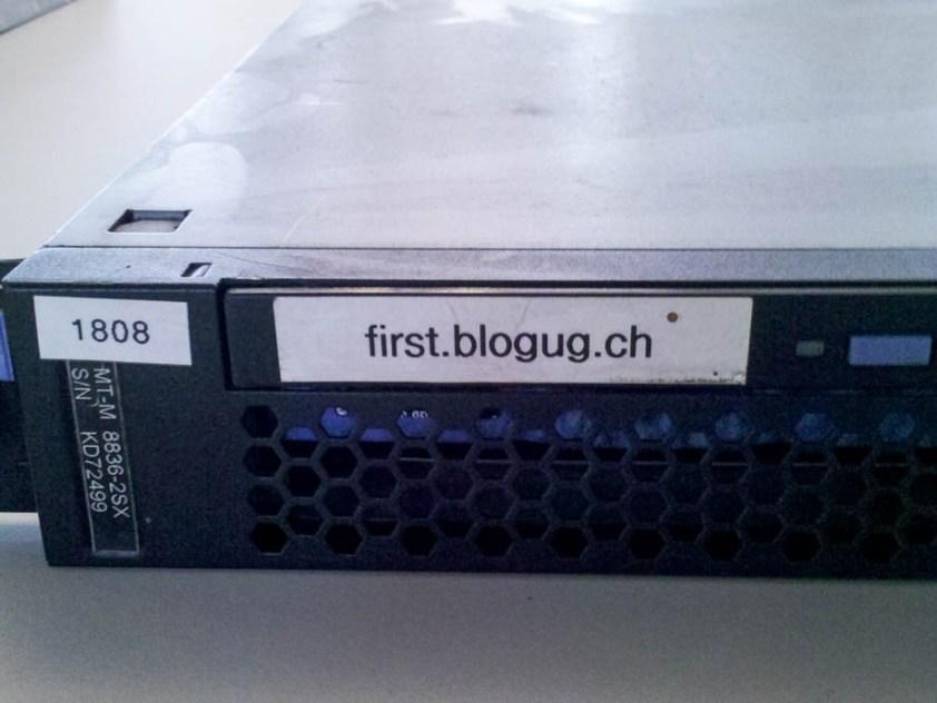blogugserver