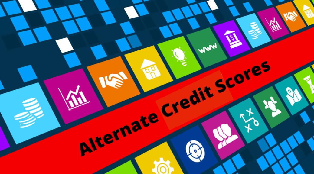 altenate credit score