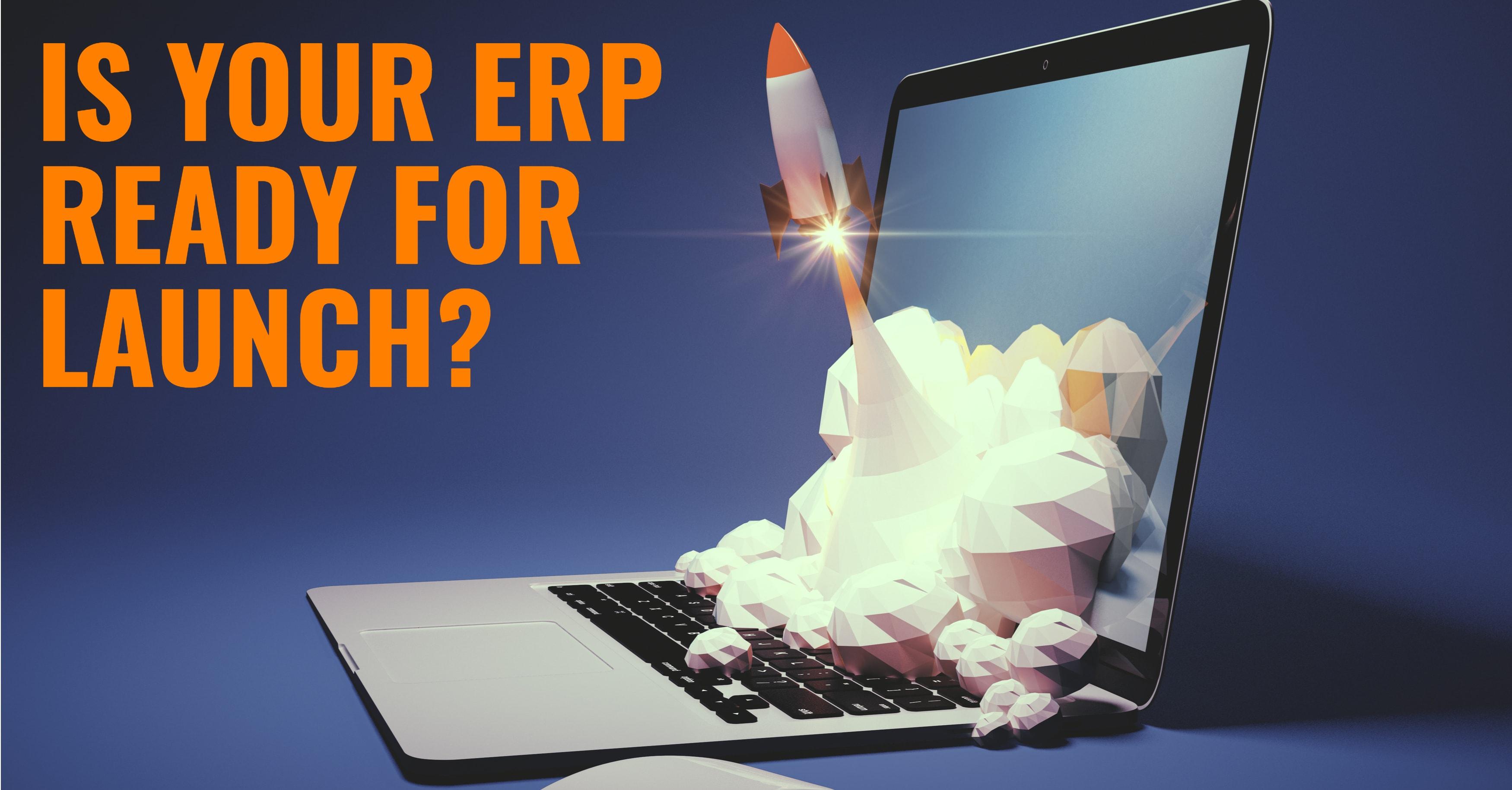 ERP GoLive Checklist