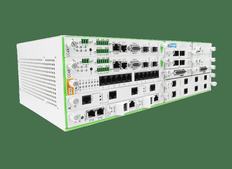 Nuevos nodos SDH y PDH de Loop Telecom