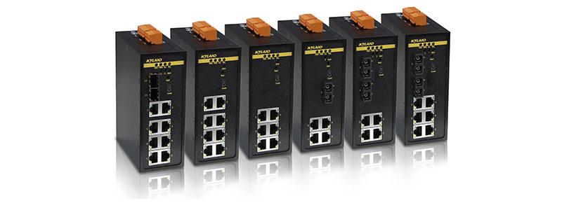 SICOM3000A - SICOM3000A - Switch industrial para montaje en carril DIN