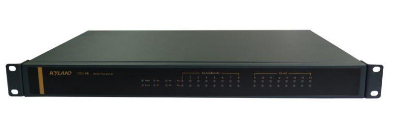 DG-A6 – Servidores de terminales de 8/16 puertos con redundancia Ethernet