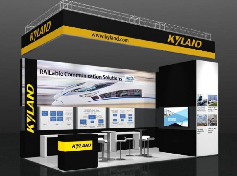 kyland innotrans - InnoTrans 2018 - Kyland presenta su gama de switches on-board Aquam EN50155