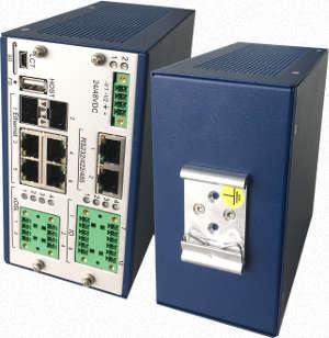 GigaFlex – soluciones de transmisión por pares de cobre y fibra para entornos industriales