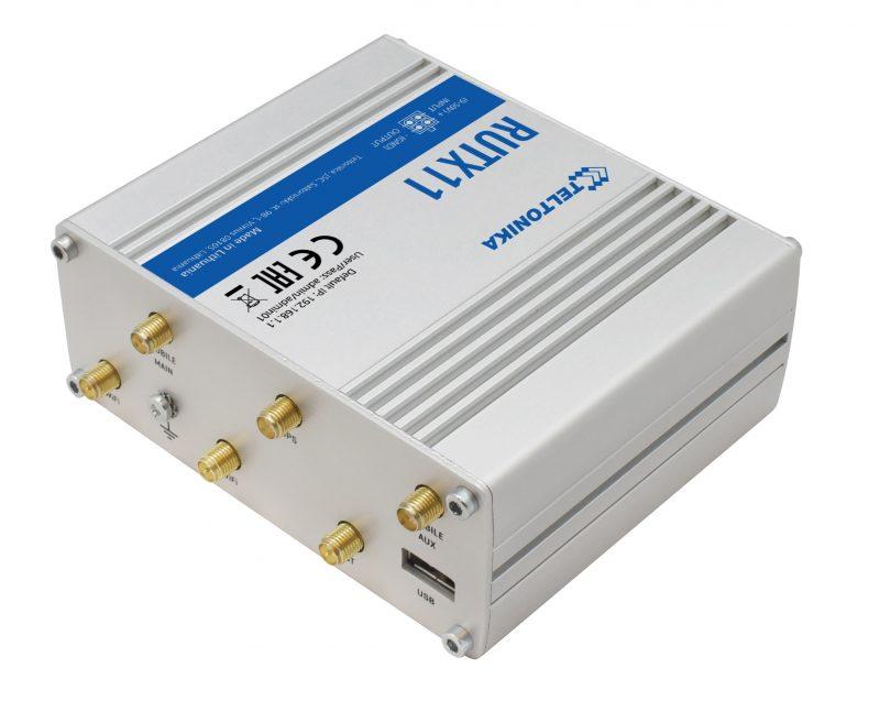 RUTX11 - RUTX - Routers avanzados Gigabit LTE CAT6