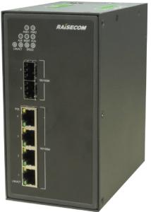 S1020i PWH GL 214x300 - Familia de switches industriales PoE++ Gazelle de Raisecom hasta 90W