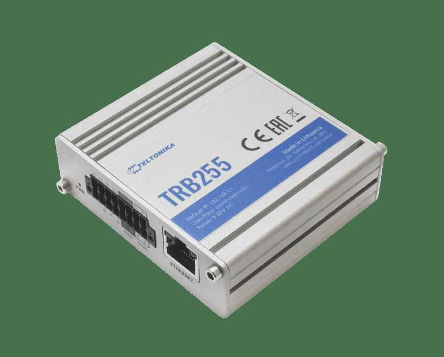 trb255 1024x823 - TRB2 - Nueva familia de gateways dual SIM 'all-in-one' con Ethernet, RS232/485 y múltiples IO