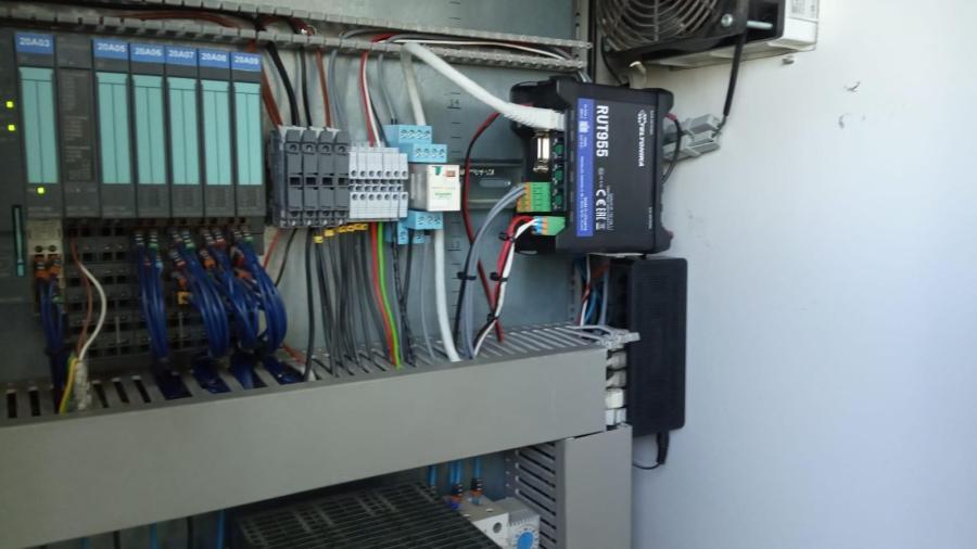 psn 2 - RUT955 para monitorización de instalaciones fotovoltaicas