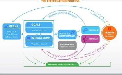 The Effectuation Process