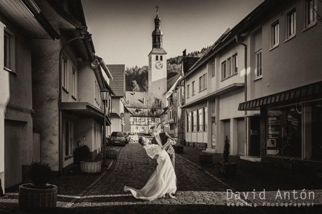 Hochzeit in Selbach und Biberach  David Anton