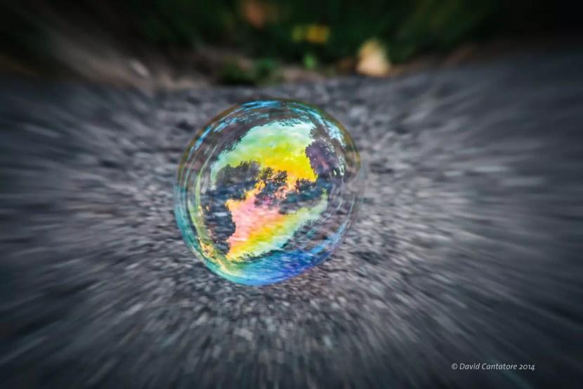 Sunset Bubble