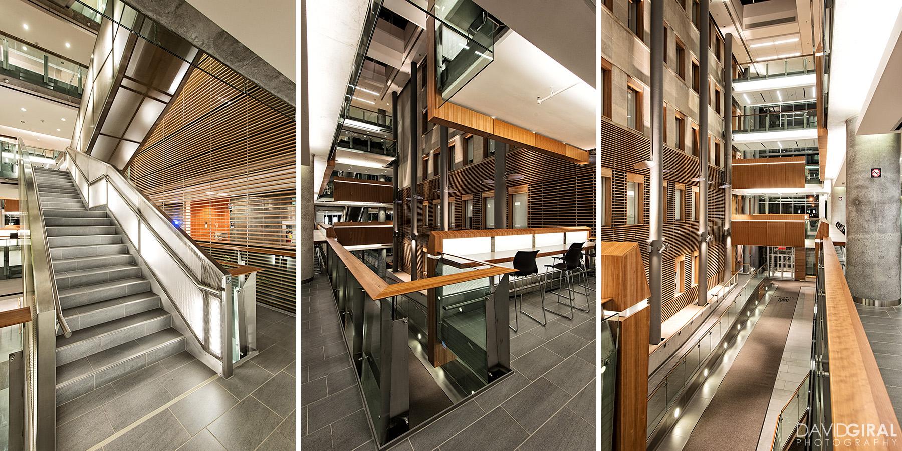 Architecture Photography University Of Ottawa Diamond Shmitt Kwc