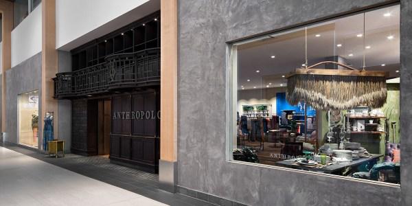 Assignment Retail Interior Anthropologie