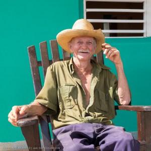Birthday Man, Vinales, Cuba