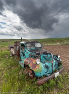Old Truck, Palouse region